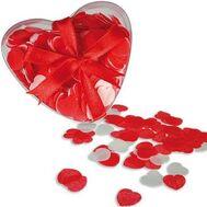 Coração Confettis de Banho