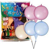 Balões Coloridos Mamas
