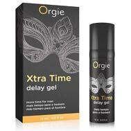 Retardante Orgie Xtra Time Delay Gel 15 ml.