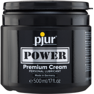 Pjur Power Premium Cream Lubrificante à base de agua