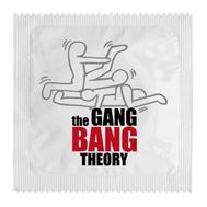 Preservativos  Gang Bang Theory