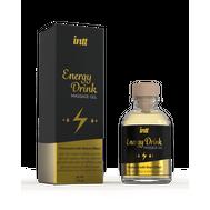 Gel de Massagem INTT Energy Drink