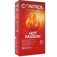 Preservativos Control Hot Passion 10 uni