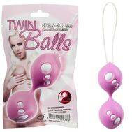 Bolas Vaginais Twin Balls You2Toys
