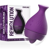 Estimulador Feminino Rewolution Rewolingo