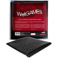 Lençol em Vinil Wet Games Preto