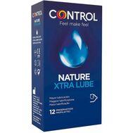 Preservativos Control Xtra Lube 12 un