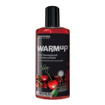 Óleo de Massagem WarmUp Cereja