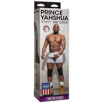 Dildo Prince Yahshua com Ventosa Removível Vac-U-Lock 27cm