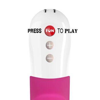 Vibrador Recarregável Fun Factory Volta Rosa