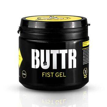Gel Lubrificante Buttr Fist 500 ml.