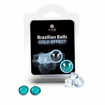 Brazilian Balls Efeito Frio 2 un.