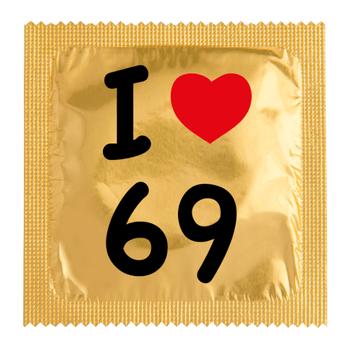 Preservativo I Love 69