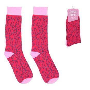 Meias Sexy Sock Cocky SockMeias Sexy Sock Cocky Sock