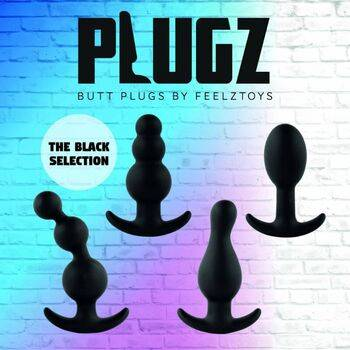 Plug Anal Feelz Toys Nº 4