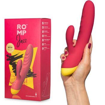 Vibrador Rabbit ROMP Jazz