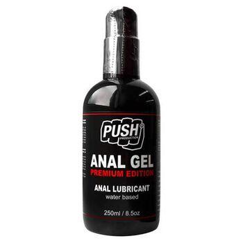 Lubrificante Push Anal Gel 250 ml.
