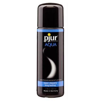 Pjur Aqua Lubrificante à Base de Água 30 ml.