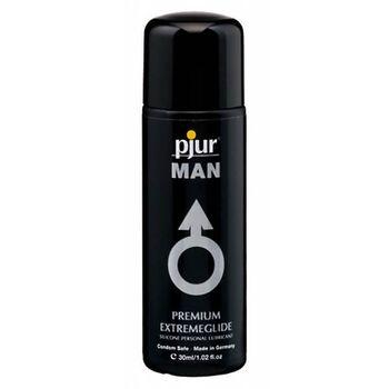 Pjur Man Premium Extreme Glide Lubrificante à Base de Silicone 30 ml.