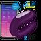 Satisfyer Double Joy Roxo com App Connect