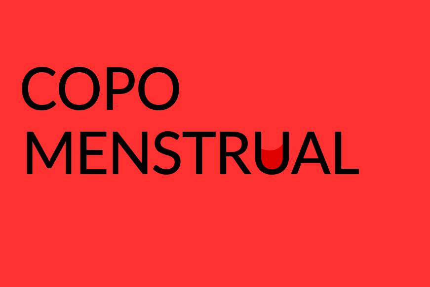Sex Shop Copo menstrual